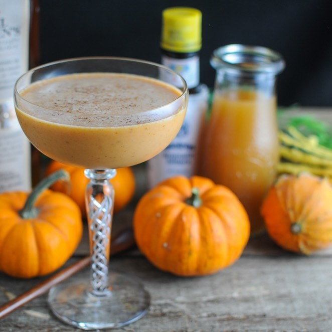 we found 12 heavenly holiday cocktails guaranteed to bring you joy pumpkin harvest