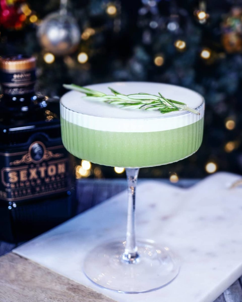 we found 12 heavenly holiday cocktails guaranteed to bring you joy | the holidays are all about giving. so, cheers to these delicious holiday cocktails that are giving us a reason to celebrate!