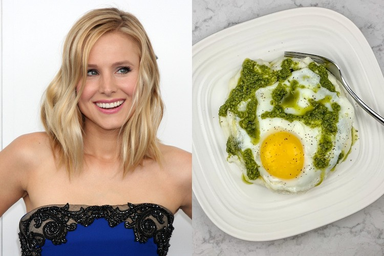 thanksgiving leftovers: kristen bell has the best use for mashed potatoes