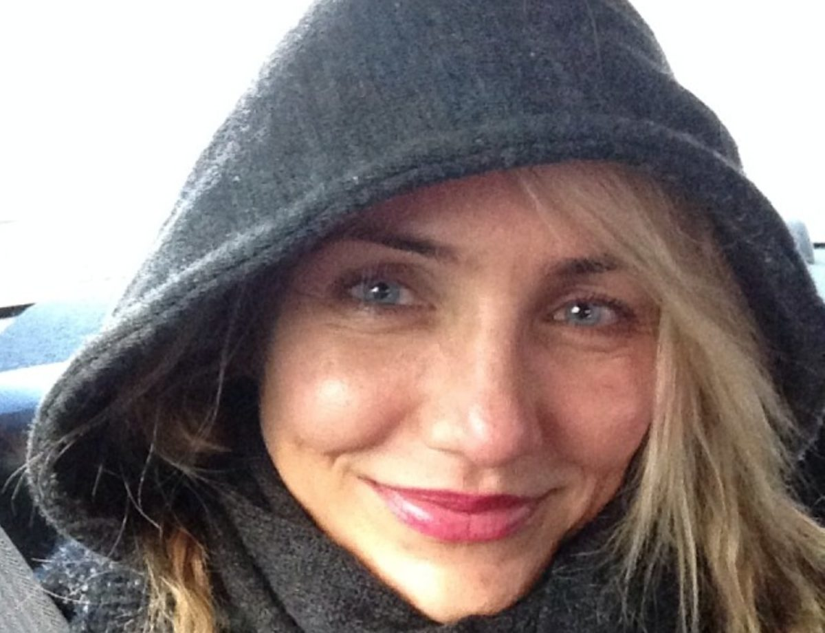 Cameron Diaz On Starting Family In Second Half Of Life