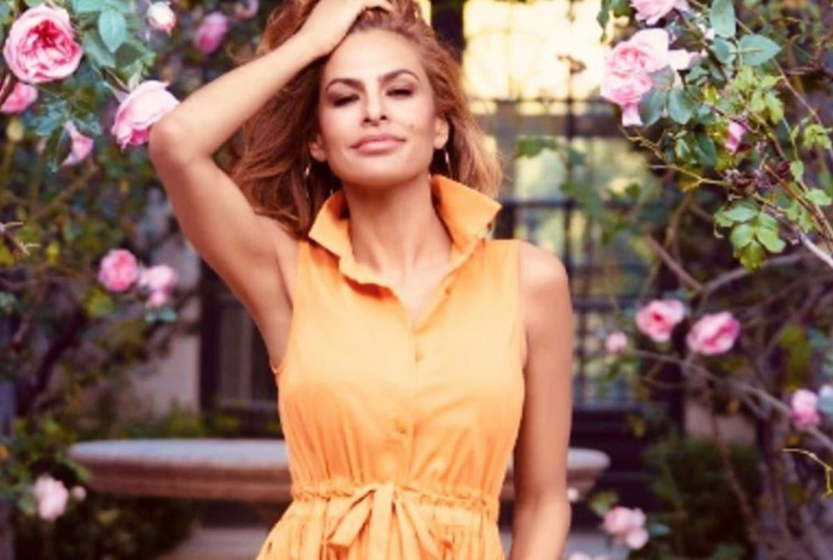 Eva Mendes Admits She Did Not Want Kids Until  Ryan Gosling