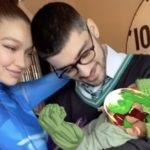 Zayn Malik And Gigi Hadid Post First Photo With Daughter Dressed Up For Halloween