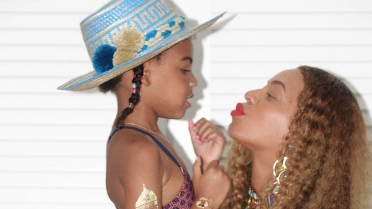 Beyoncé On Parenting Blue Ivy Amid COVID-19 Pandemic