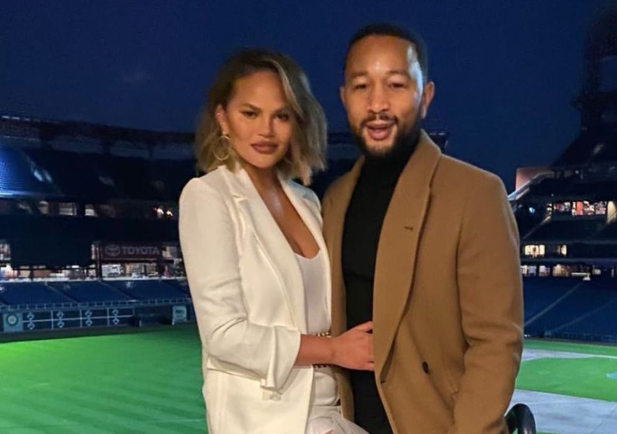 John Legend Notices Support He And Chrissy Teigen Received