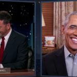 Jimmy Kimmel Seriously Asked Obama If He Did It With Michelle After Bin Laden Died