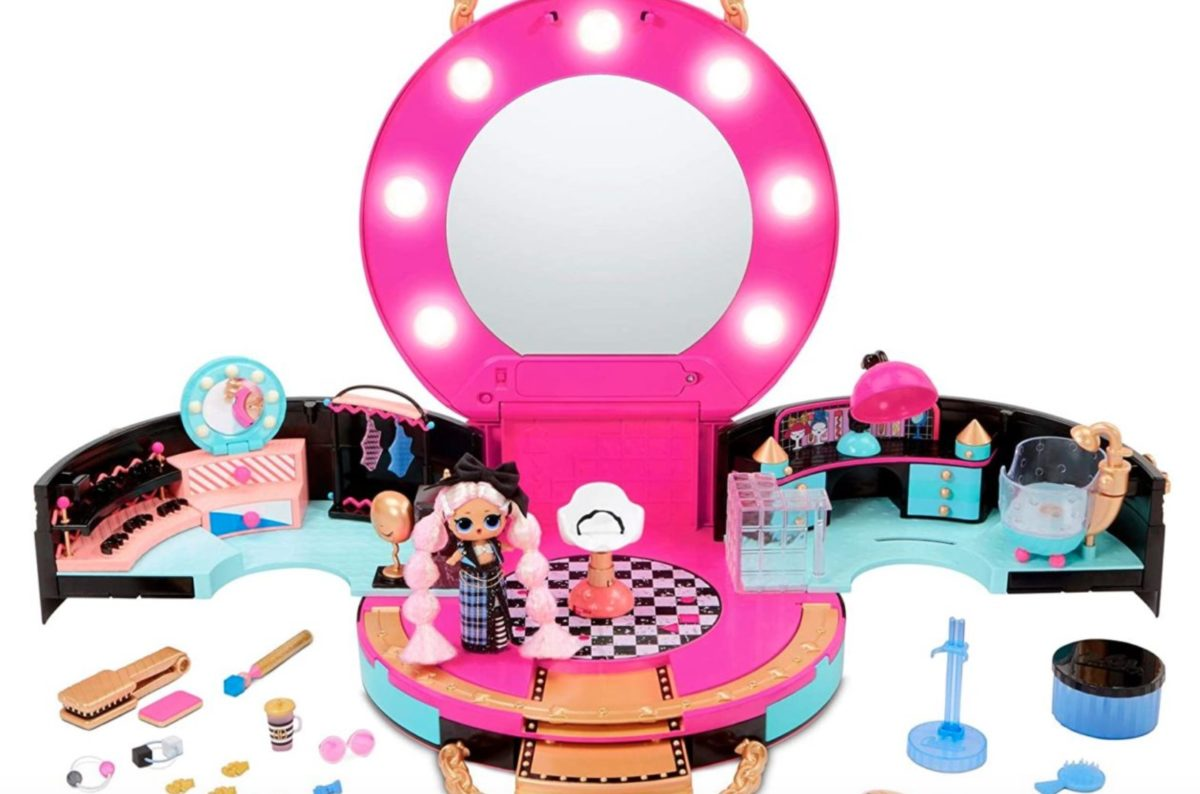 If You Have a L.O.L Surprise! Doll Fan Living in Your House Here's the List of 9 Products You'll Need To Get Set For Christmas 2020