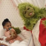 Kylie Jenner and Stormi Make Grinch Cupcakes in the Most Adorable Video