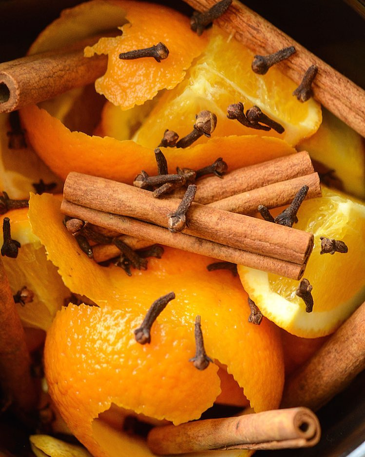 Slow Cooker Fall Potpourri