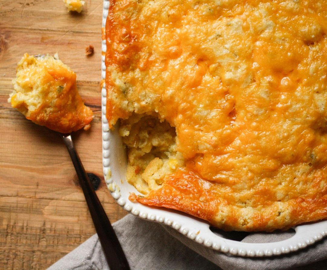 10 modern thanksgiving sides certain to refresh your holiday dinner jalapeno corn casserole