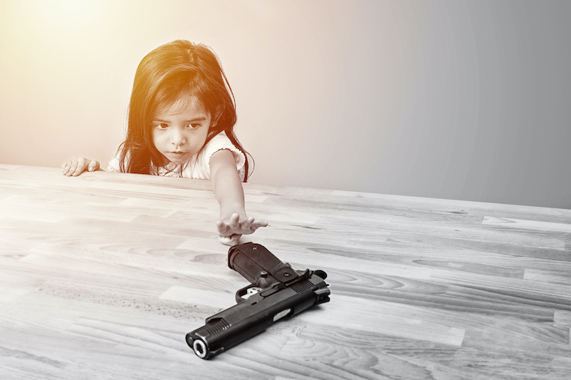 AITA: Mom Refuses to Let In-Laws Babysit Because They Have Gun in Home