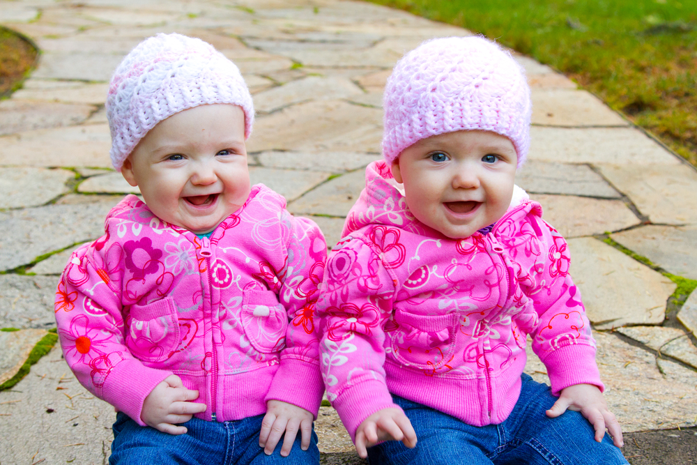 25 Twin Names for Girls That Aren't Too Matchy-Matchy