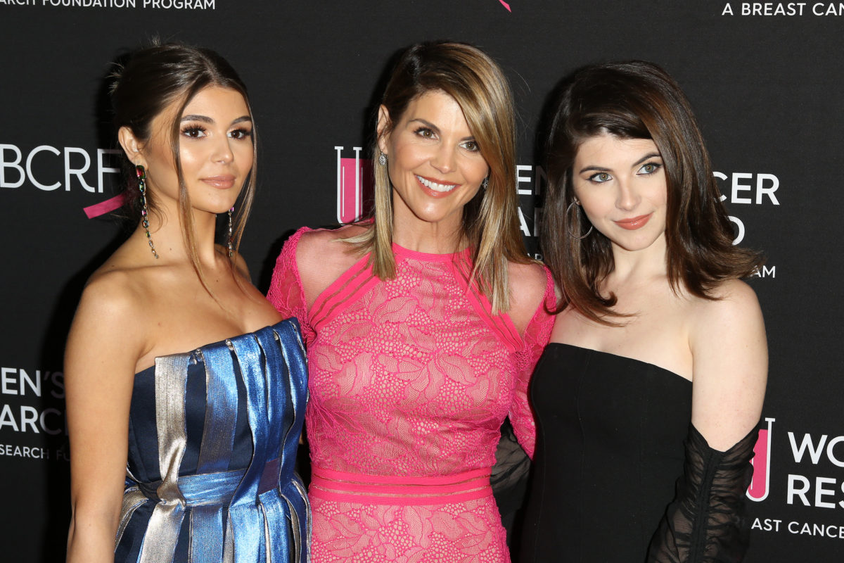 lori loughlin turns herself in, begins her two-month prison sentence after pleading guilty to her role in the usc college admissions scandal