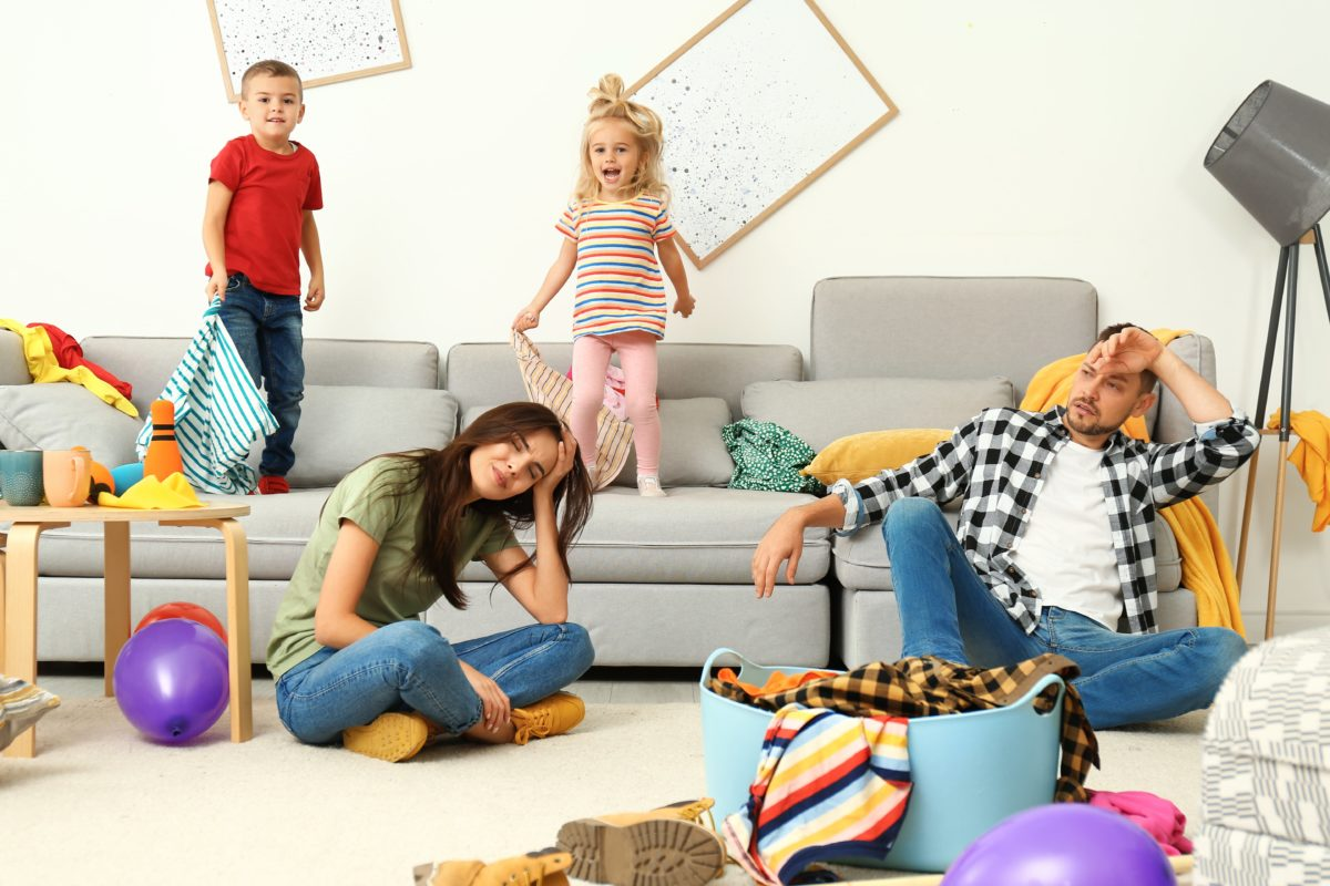 Survey Reveals Parents Are Less Strict About House Rules
