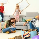Survey Reveals American Parents Are Less Strict About House Rules Due To COVID-19 Pandemic