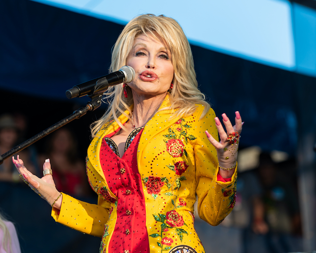 dolly parton has saved us all - singer's donation funds covid-19 vaccine