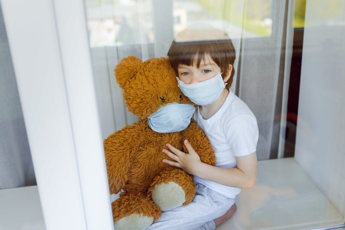 over 1 million children diagnosed with covid-19 in the u.s.