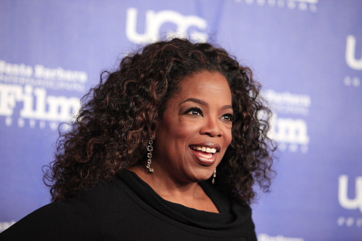 These Are 43 of Oprah's Favorite Things, and You Can Now Buy Them as Christmas Presents on Amazon