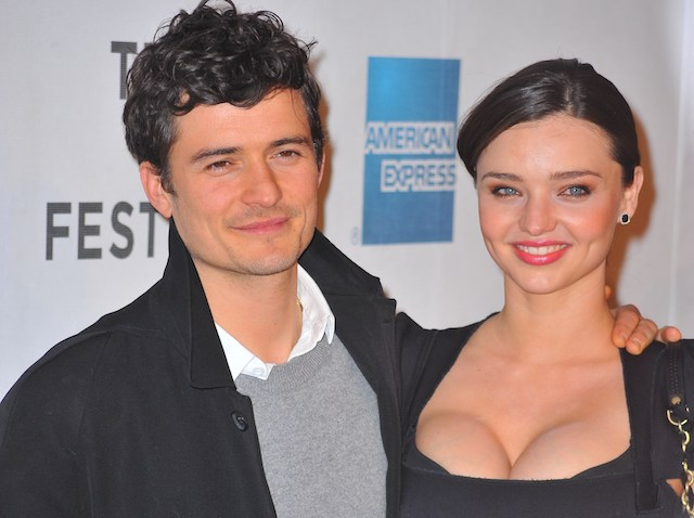 Miranda Kerr Had the Nicest Things to Say About Ex Orlando Bloom