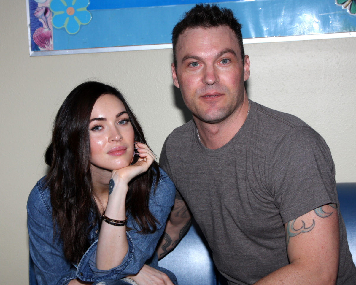 Megan Fox Takes Aim at Estrange Husband's Intentions in the Comment Section After Brian Austin Green Posts Photo of Their Son