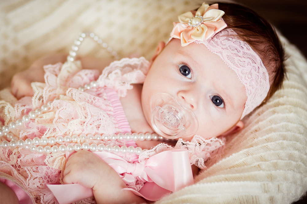 25 classic yet unusual baby names for girls that shine