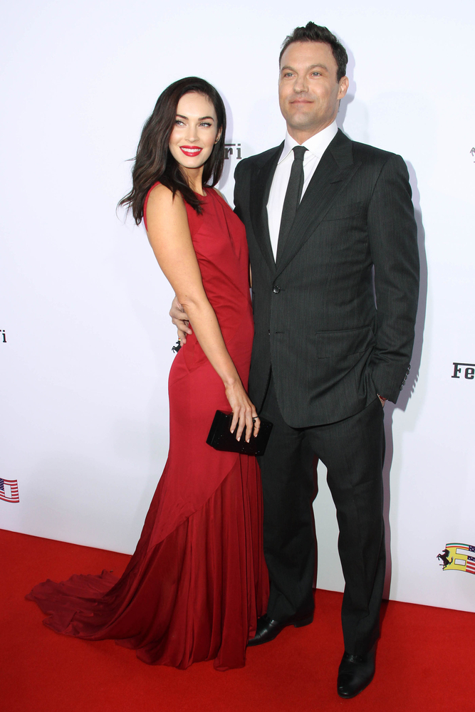 megan fox officially filed for divorce from brian austin green