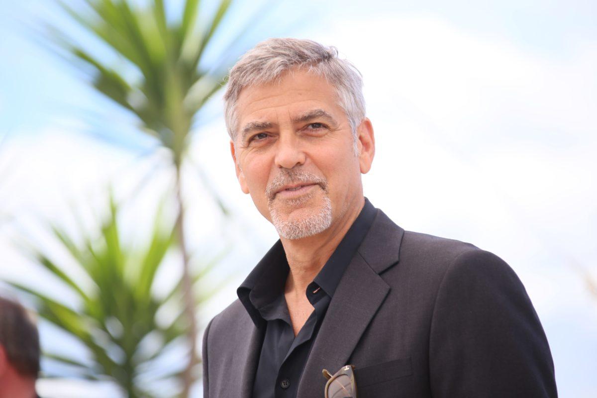 George Clooney Loves Chrissy Teigen Shutting Down Trolls