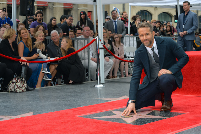 Ryan Reynolds Gushes about Being a Girl Dad in New Interview