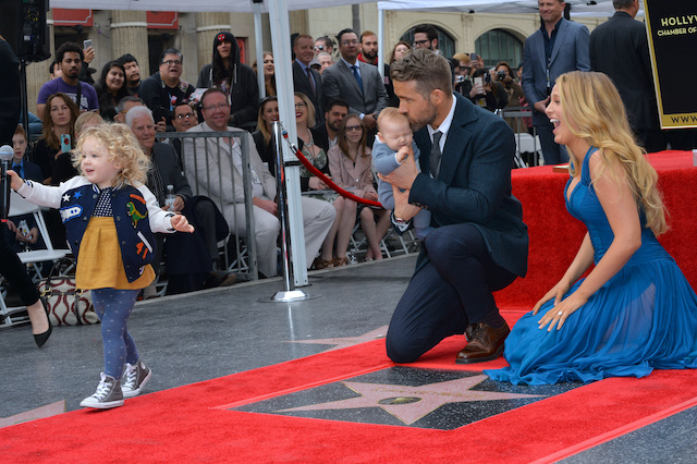 ryan reynolds gushes about being a girl dad in new interview | ryan reynolds gets a lot of attention for a lot of different things – his goofy sense of humor, his instagram posts about his wife, blake lively, his charm and his movie star looks. back at home, though, reynolds is best known as dad to three young daughters and it's the role he loves best.
