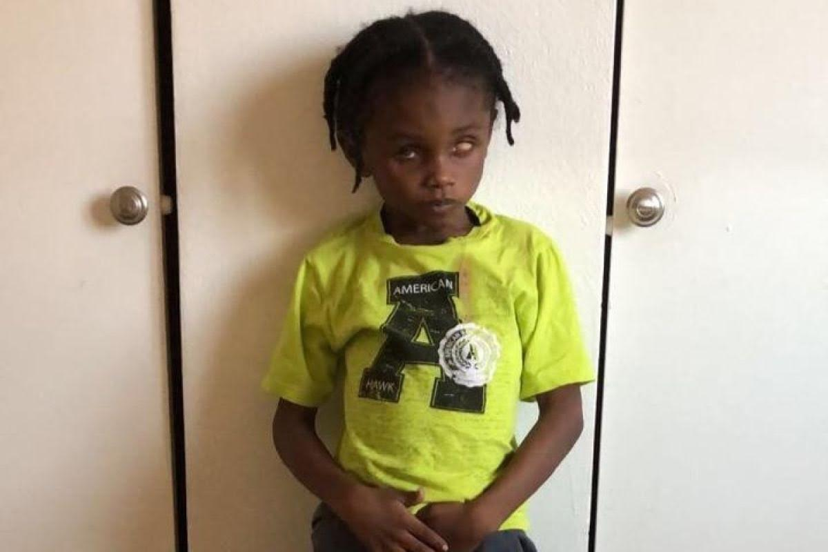 aunyae delancy, yoshuah dallas / mom's boyfriend beat her 5-year-old son to death while she was delivering her new baby