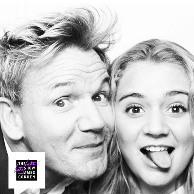 gordon ramsay's daughter says she prefers her mom's cooking