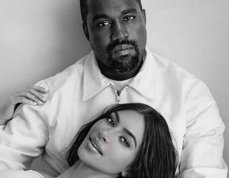 Kim and Kanye Allegedly Living Separate Lives