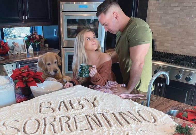 """Mike """"The Situation"""" And Wife Are Having A Baby"""