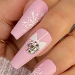 'Tis The Season: 12 Picture Perfect Holiday Nail Art Looks