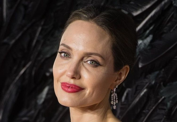 Angelina Jolie Speaks To Anyone Suffering Abuse