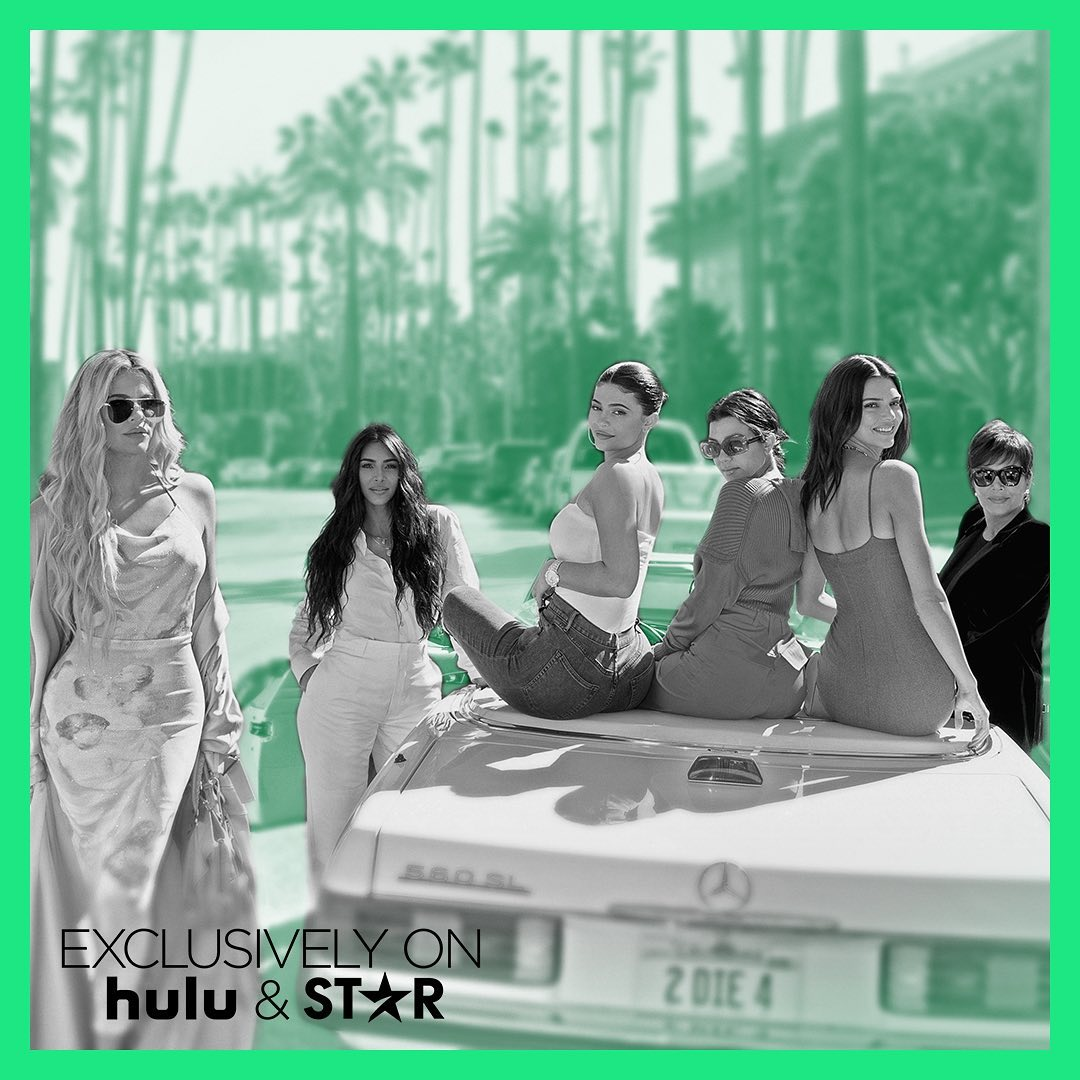 The Kardashians To Star In Hulu Show Next Year