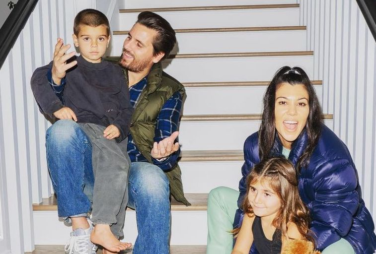 Scott Disick Calls Kourtney Best Baby Maker in Town in Tribute Post
