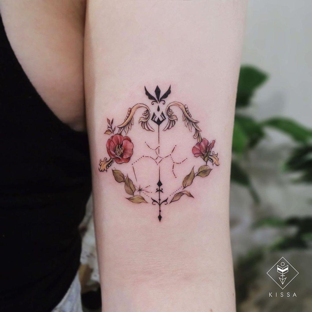 25 sagittarius tattoos that will shoot an arrow through your heart