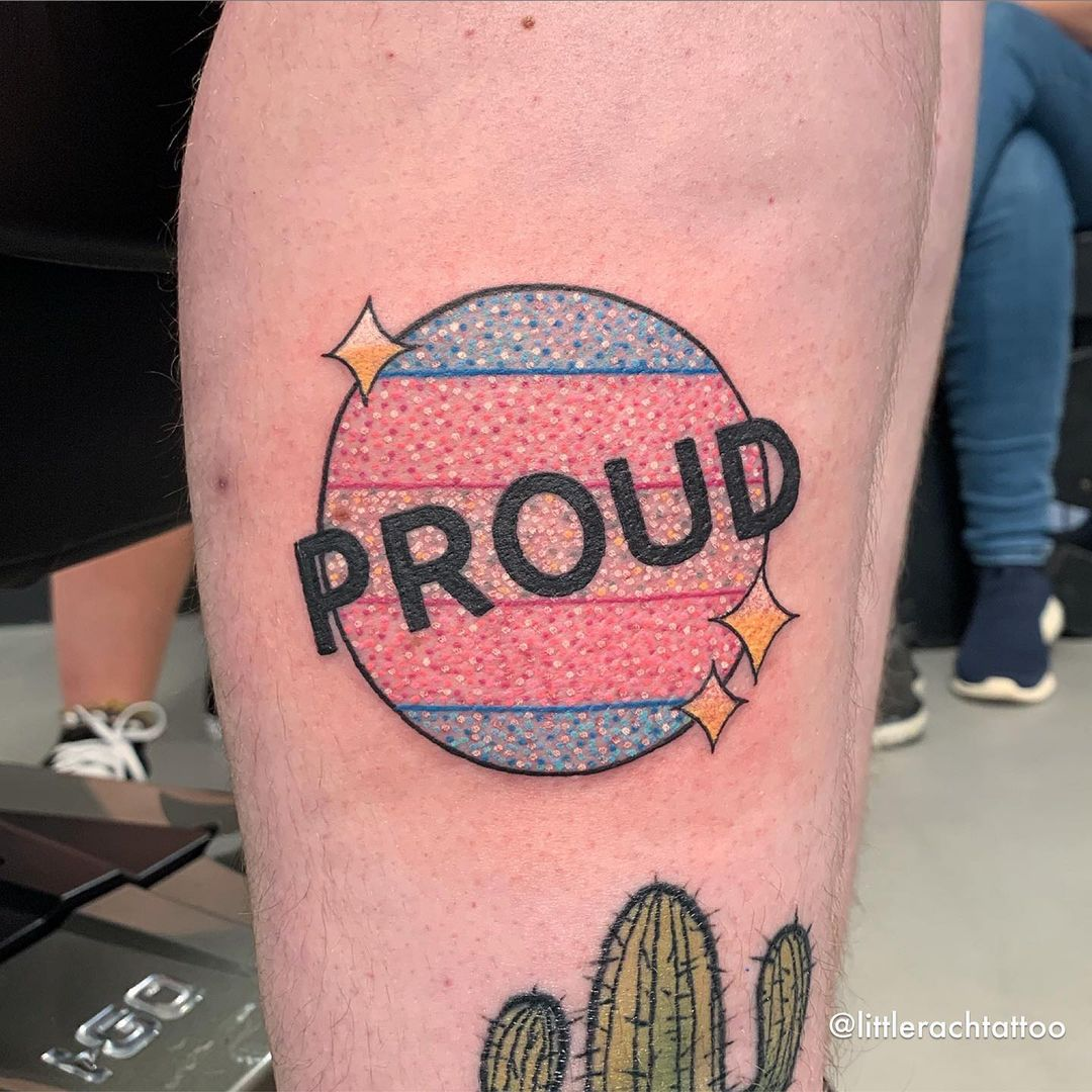 25 lgbtq+ tattoos that put love front and center