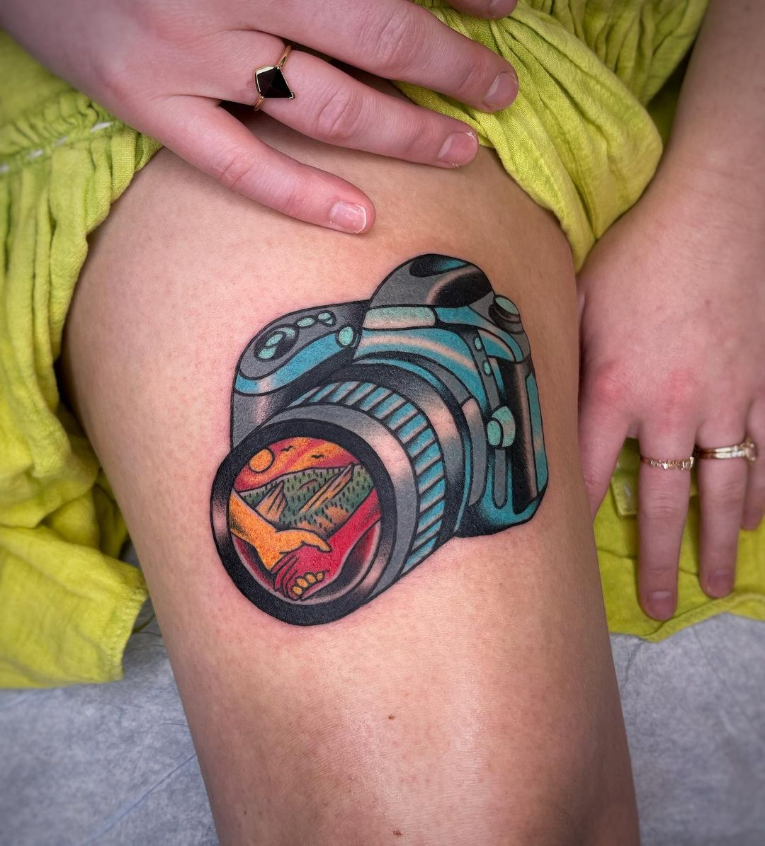 25 tattoos by female tattoo artists that prove ink is no man's game