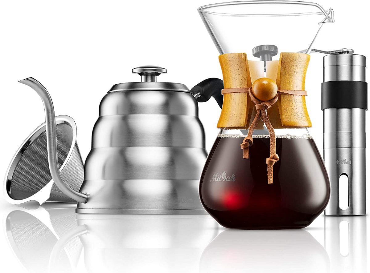 35 gifts available on amazon that any coffee lover would be elated over | we think it's safe to say that we all know someone who considers themselves a coffee aficionado.