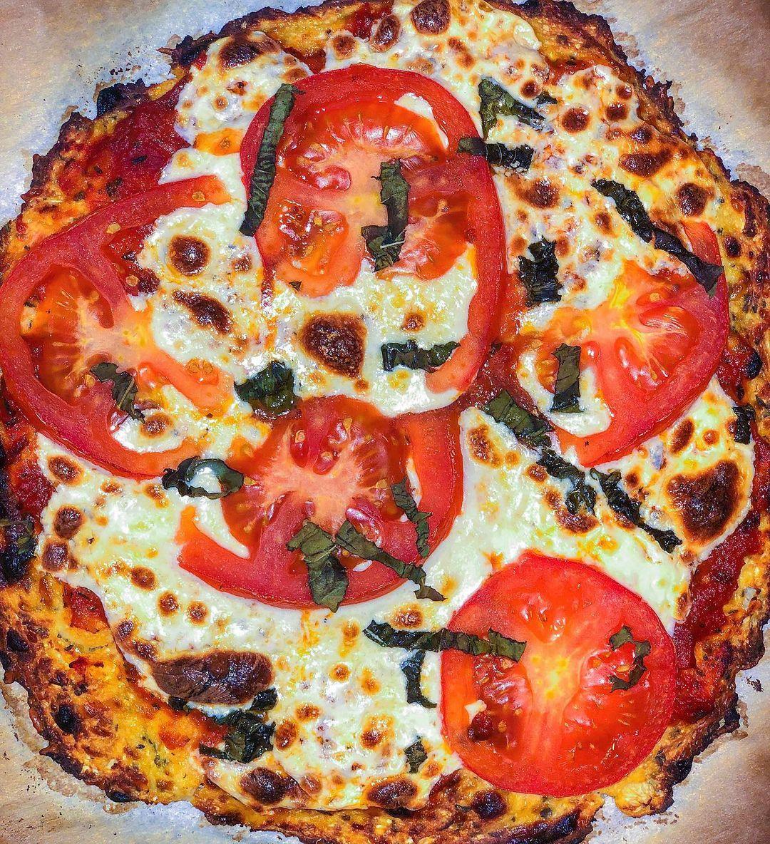 30 blender recipes that aren't smoothies cauliflower pizza crust