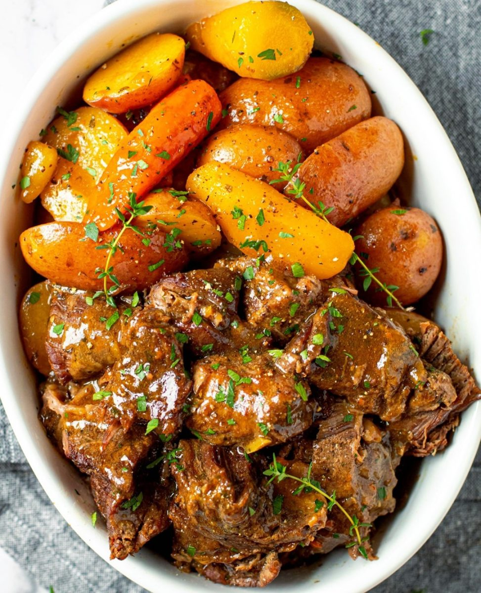 we found the most mouth-watering instant pot recipes that you will want to eat right now, like pot roast.
