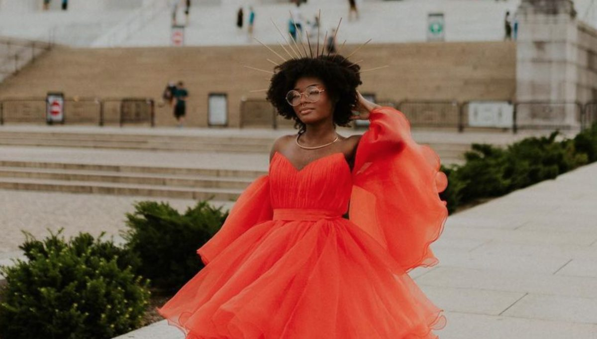This 18-Year-Old's Prom Photoshoot Went Viral