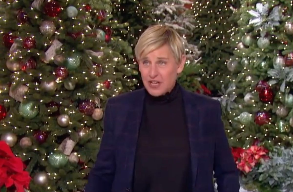 'Ellen Show' Staff Say Bookings And Ratings Are Dropping
