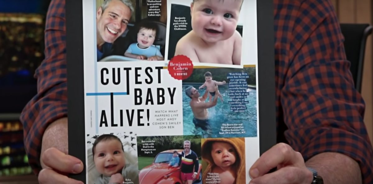 Anderson Cooper and Andy Cohen's Boys: Who Is Cutest?
