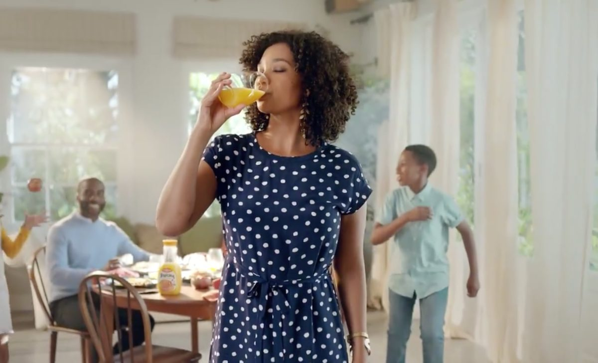 Tropicana Removes Ad Campaign That Suggests Drinking Mimosas