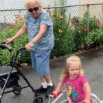 Toddler With Cerebral Palsy Uses Walker Just Like Her Great-Grandma