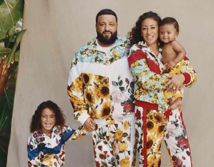"dj khaled says his boys ""bring him joy every single day"""