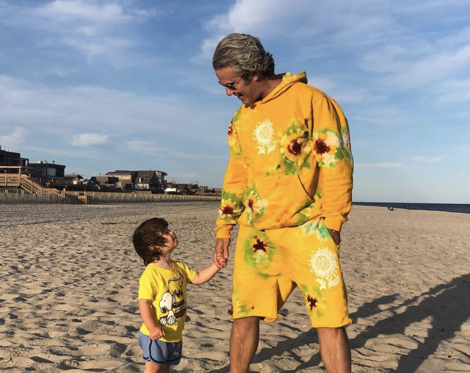 Andy Cohen Shares Sweet Photo of Seeing Son for the First Time
