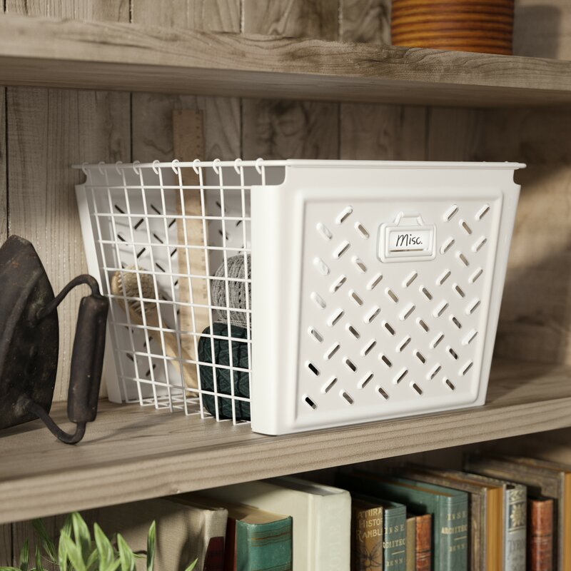 people are obsessed over these collapsable laundry baskets, now you can obsess over them too | parenting questions | mamas uncut wirebasket